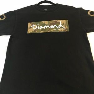 Diamond tee shirt